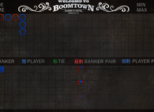 Baccarat Game for Boomtown