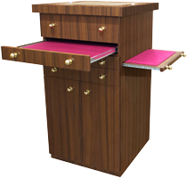 We offer a wide range of casino furniture including pit desk.