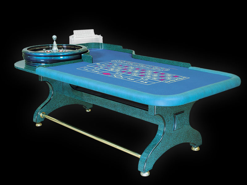 Roulette Tables SETProduction